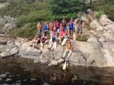 Odyssey Canoe Trip, Clanmore Montessori School