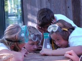 Science Experiment, Clanmore Montessori School