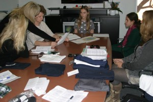Meeting With InSchoolWear
