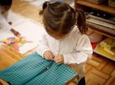Zipper Frame, Clanmore Montessori School