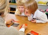 Elementary Grammar Exercise, Clanmore Montessori School