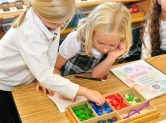Stamp Game, Clanmore Montessori School