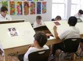 Art Studio, Clanmore Montessori School