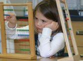 Large Bead Frame, Clanmore Montessori School