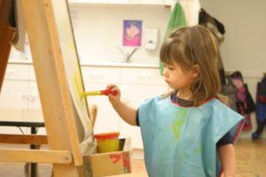 Art - Toddler Room