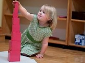 Pink Tower, Clanmore Montessori School