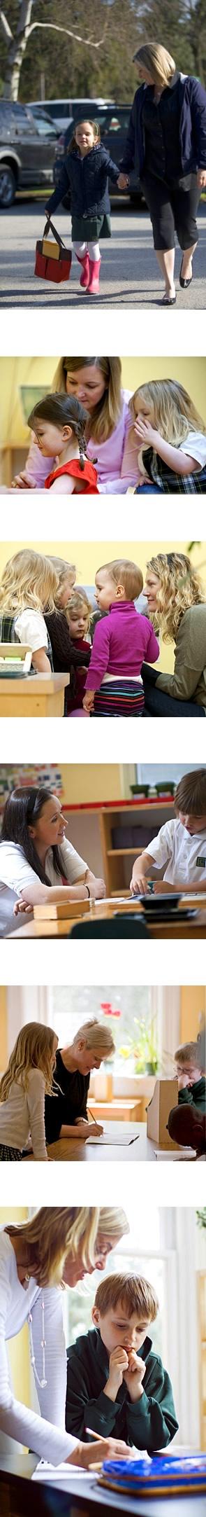 Clanmore Montessori School teachers