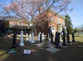 Outdoor Chess Board, Clanmore Montessori School